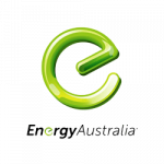 Energy Australia logo. Energy Australia is a supplier of energy products to ElectricityBrokers