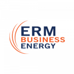 ERM Business Power logo. ERM Business Power is a supplier of energy products to ElectricityBrokers